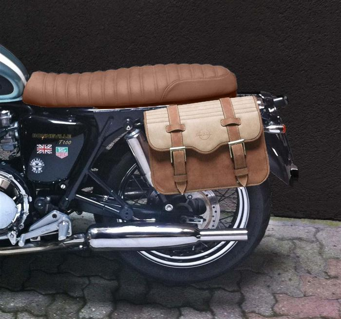 Borse A Tracolla Per Moto : Sella tom bros by motorcycle company parma